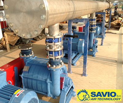 Ring Blower Roots Blower Therec Corporation Ltd Thailand